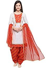 a66cd70f62a EthnicJunction Women s Embroidered Un-stitched Dress Material In Cotton  Fabric (EJ1180-88023)