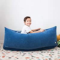Harkla Hug (120cm or 48in) - Inflatable Pod for Children with Sensory Needs - Great Sensory Equipment for Ages 2 to 6 - Occupational Therapy Tools, Sensory Chair