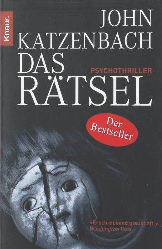 Knaur TB Das Rätsel: Psychothriller