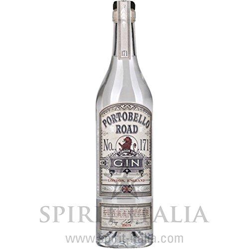 Portobello Road Gin No. 171 42,00 % 0.7 l.