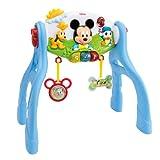 Clementoni-14638 Disney Baby - Barra de actividades para alfombra