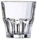 Pack de 6vasos bajos vaso 16cl para licor amargo Bar de cócteles de Arcoroc Granity bacalao. 9215