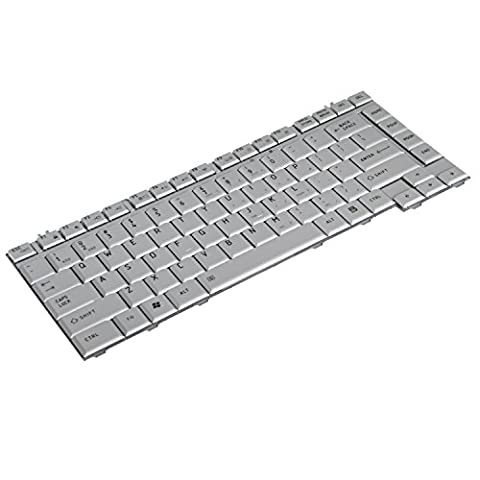 Green Cell® Keyboard for Toshiba Qosmio G45-AV680 Laptop / Notebook (Layout: QWERTY US English | colour :