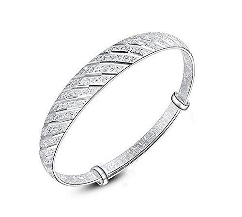 Hosaire 1X Damenbekleidung Meteorregen Schmuck Armband Exquisites Geschenk