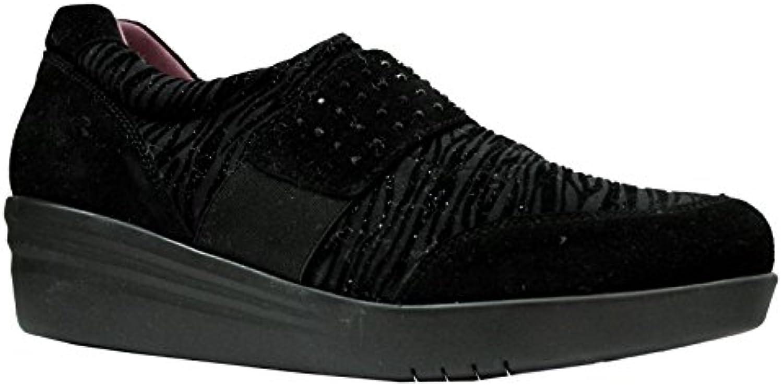 Helle Comfort Womens Latoya Velvet Shoes