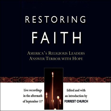 Restoring Faith  Audiolibri