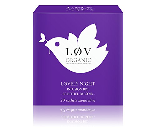 Lov Organic - Lovely Night - Boîte de 20 sachets