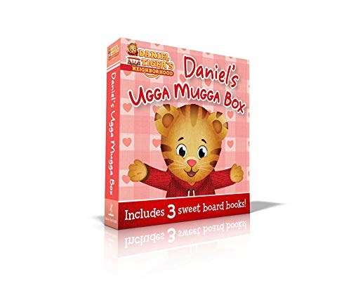 Daniel's Ugga Mugga Box: Daniel Loves You, I Like to Be with My Family, Won't You Be My Neighbor? (Daniel Tiger's Neighborhood)