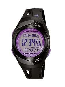 Casio Collection Unisex-Armbanduhr Sport Laufuhr Digital Quarz STR-300-1CEF