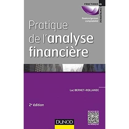 Pratique de l'analyse financière - 2e éd.