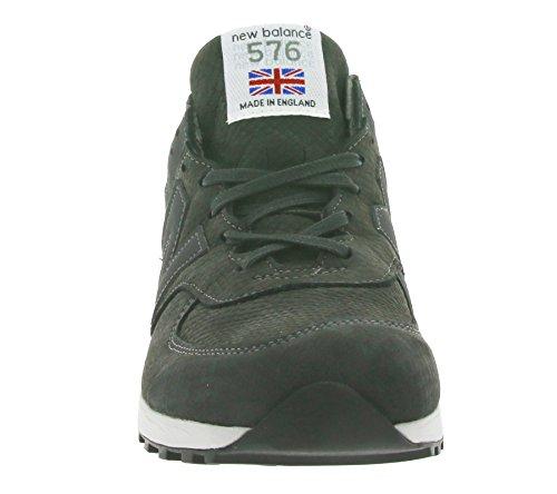 New balance 576 Herren Sneaker Dunkelgrau (Dark Grey)