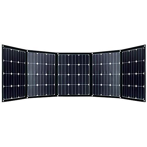 Offgridtec FSP-2 200W Faltbares Solarmodul mit Sunpower Back-Contact Zellen ohne Laderegler