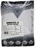 Syglabs Nutrition Omega3 500mg - 1000 Kapseln - Fischöl - Fettsäuren, 1er Pack (1 x 700 g)