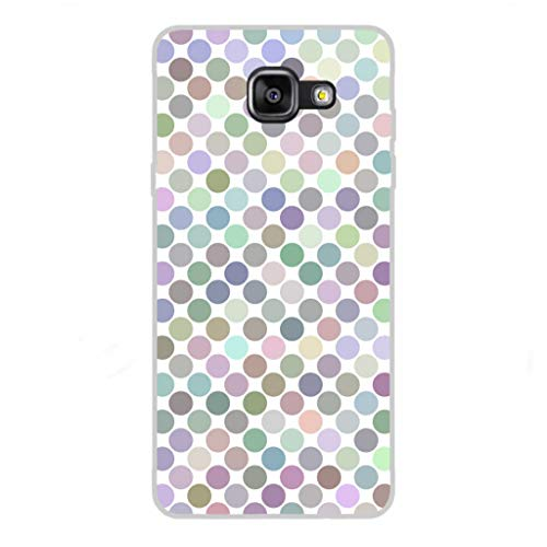Todo Phone Store Custodia Cover [Disegno] Silicone TPU Gel [Talpe 009] per [Samsung A5 (2016) A510F]