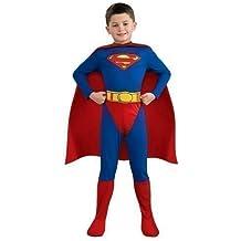 Boys Superman Ufficiale Classico libro giorno Costume