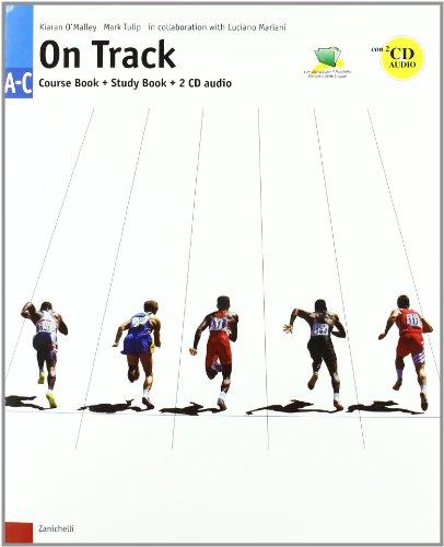 On track. Blocco Course Book A-C-Study Book A-C. Per le Scuole superiori. Con 2 CD Audio