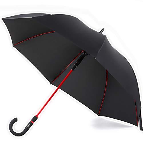Paraguas prueba viento tamaño viaje paraguas lluvia