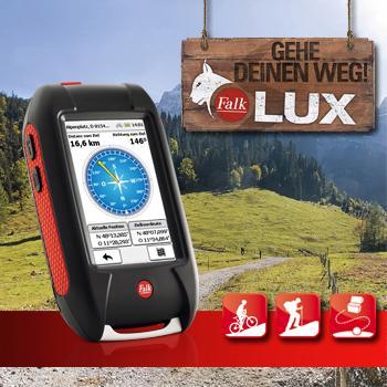 Outdoor-GPS Falk LUX 22