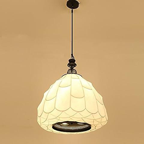 MSUXT lampade a sospensione Il ristorante è semplice camera da letto di seta nuovo lampadario cinese