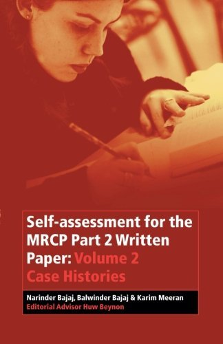 self-assessment-for-the-mrcp-part-2-written-paper-volume-2-case-histories-vol-2-by-narinder-bajaj-20