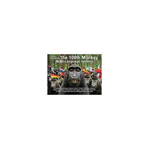 Preisvergleich Produktbild 100th Monkey Multi-Language(2 DVD Set with Gimmicks) by Chris Philpott - Trick