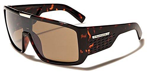 Biohazard Neue Sonnenbrille-Limited Edition Collection UV400(Vault Style Fall enthalten), Gelb