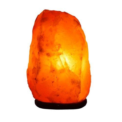 Lámpara de Sal Natural del Himalaya - 1/2 kg - Recomendado Feng Shui