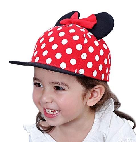 eballmütze Hut Scherzt Kinder Frühlings Sommer Sonnenhut Strand Hüte (Mickey, 54cm) ()