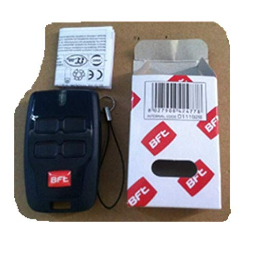 SEADOSHOPPING Copy Code Handset Compatible for BFT Mitto4;Rolling Code Remote Transmitter,Remote,KeyFob for Garage Door and Gate -