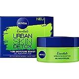 Nivea Gesichtspflege Nachtpflege Essentials Urban Skin Detox Gel-Nachtpflege 50 ml
