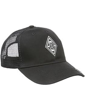 Kappa gorro gorra del Borussia Mönchengladbach, 005 Black, One size, 402251