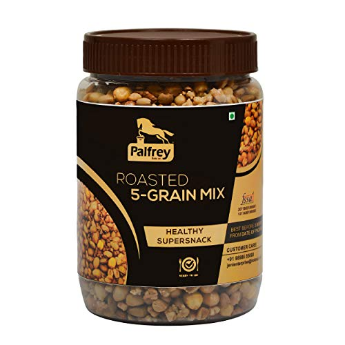 Palfrey Roasted 5 Grain Mix Supersnacks 300g  Pack of 1