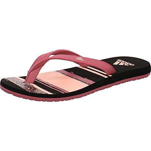 800910f438e0 adidas Women s Eezay Flip Flop Beach and Pool Shoes