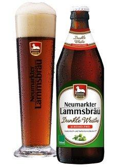 Lammsbräu WB dunkel alkoholfrei 0,5l