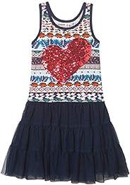 Desigual Girl Knit Dress Straps (Vest_bridgerport) Vestido para Niñas