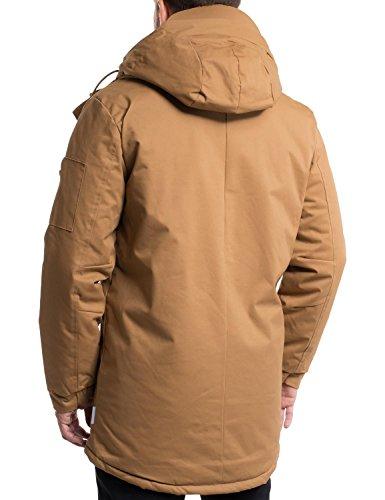 Peak Time Herren Winterjacke Winterparka Cellian 2 Farben S-XL Camel