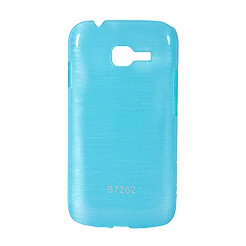 iCandy Hard PC Shiny Back Cover For Samsung Galaxy Star Pro S7262- Blue  available at amazon for Rs.99