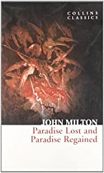Paradise Lost and Paradise Regained (Collins Classics) by John Milton (2011-10-01)