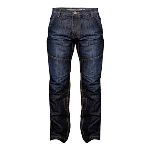 DISSIDENT mz21981a pour homme jeans Denim Dark Wash