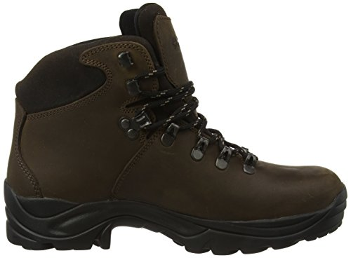 Hi-Tec Damen Ravine Waterproof Trekking-& Wanderstiefel Braun (Brown)