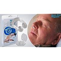 Magnetischer Schnarch Stopper Hilfe bei Schnarchen Magnetfeldtherapie Snore free preisvergleich bei billige-tabletten.eu