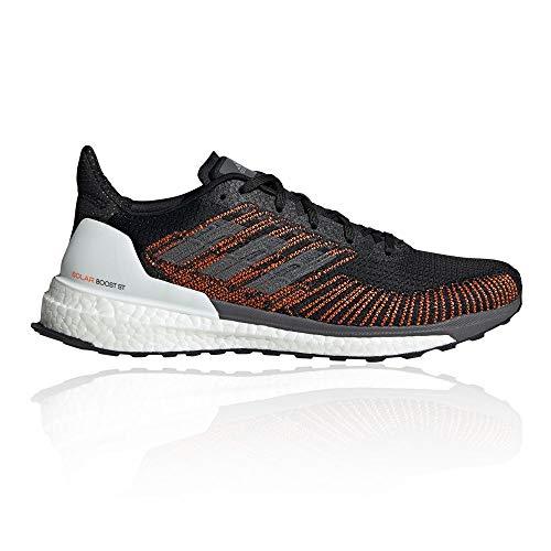 Adidas Boost Herren (adidas Performance Solar Boost 19 ST Laufschuh Herren schwarz/rot, 9.5 UK - 44 EU - 10 US)