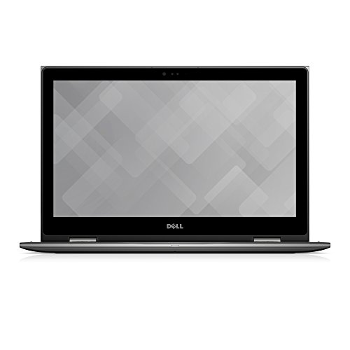 Dell Inspiron 15 5579 2-in-1 Convertible Notebook (Intel Core i7-8550U, 16GB RAM, Intel UHD Graphics 620 mit Shared Graphic Memory, Win 10 Home) Era Grau