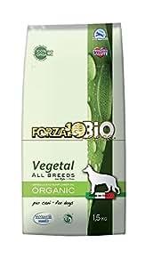 Forza10 Bio - Croquettes Pour Chien Végétales - Forza10 - Algues Marines 1.5Kg