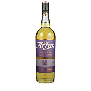 Arran 14 Year Old With Tasting Glass Single Malt Whisky