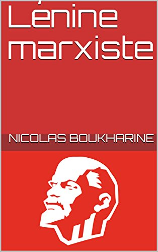 Lénine marxiste