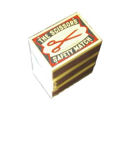 3 Päckchen Streichhölzer a 240 Stück =720 Stück