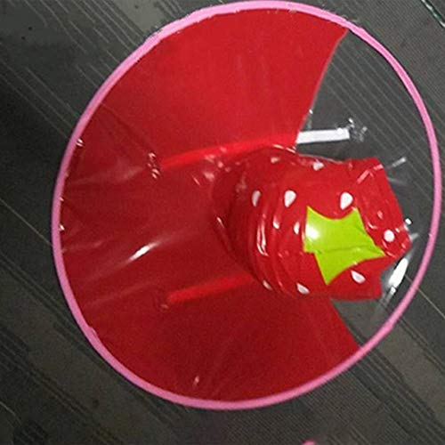 FinukGo Frog Cape Raincoat for Kids Rain Cover Boys & Girls Children Green 700 * 700 * 100MM