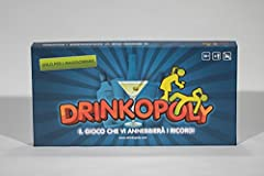 Idea Regalo - Drinkopoly - Il gioco che vi annebbierà i ricordi!