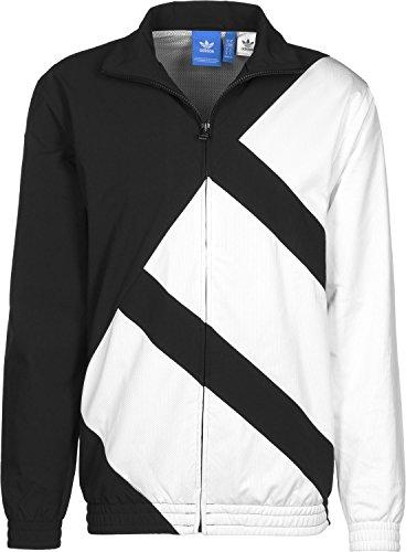 adidas Herren Eqt Bold Tt Sweatshirt Schwarz (Negro)